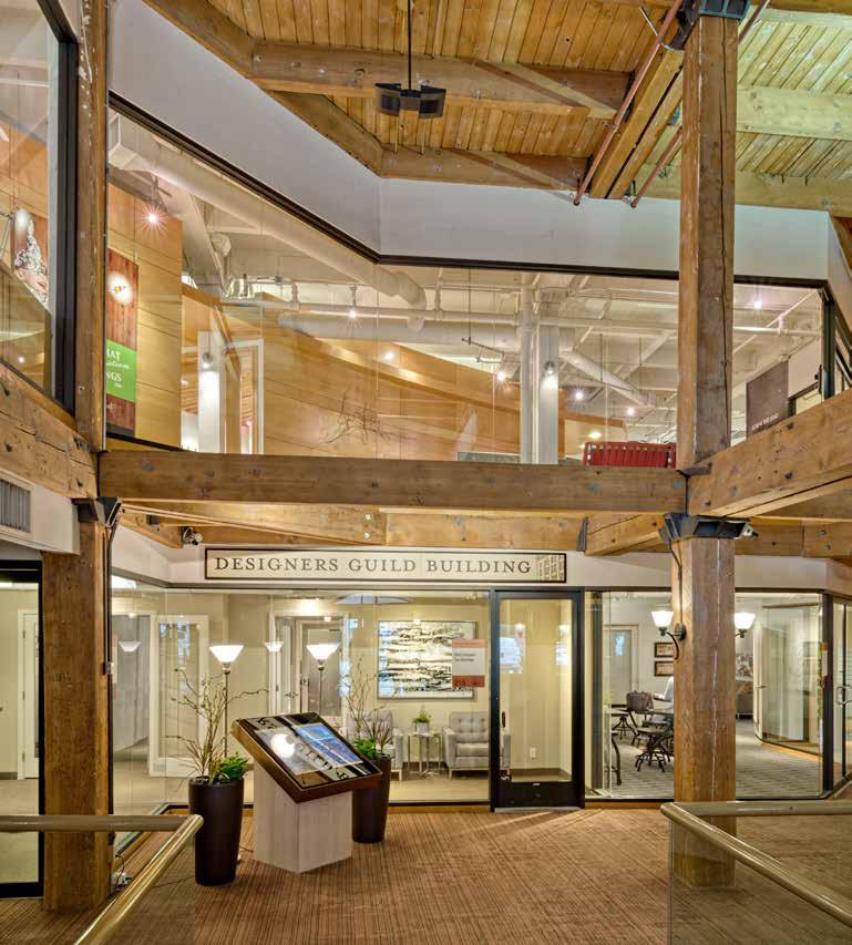 Designers Guild Building Interior
